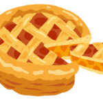 営業時間内でも売り切れ!1人で1ホールぺろりと食べられるあっさりサクサクアップルパイ