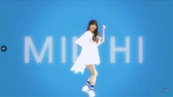 NiziUのミイヒ。メンバーカラーは?